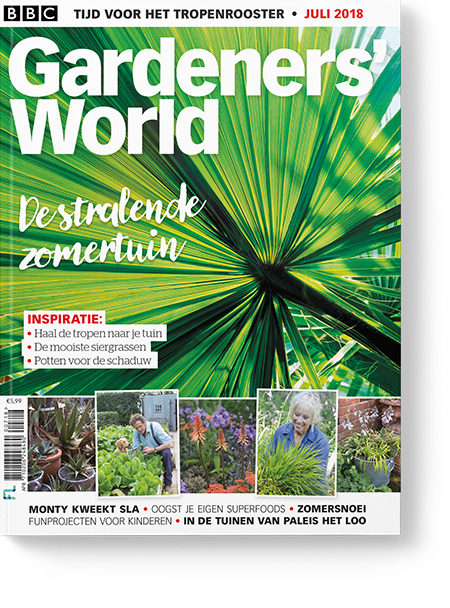 Afbeelding van Gardeners' World 2018-07