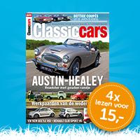 Classic Cars voorjaarsactie