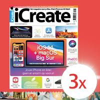 Abonnementen iCreate