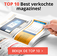 Top 10 best verkochte magazines